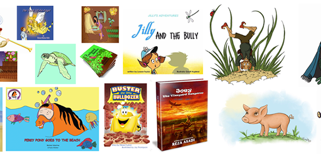 Children's Books publisher - Book Publishing and Printing